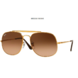 Ray-Ban RB3561 001 3F GOLD GENERAL Napszemüveg