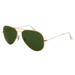 Ray-Ban RB3025 GOLD  001 Aviator Napszemüveg