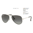 Ray-Ban RJ9506S JUNIOR AVIATOR Napszemüveg