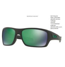 OAKLEY OO9263-45 TURBINE MATTE BLACK prizm jade polarized Napszemüveg ab1d7ab463