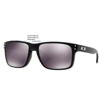 OAKLEY Holbrook Polished Black w/ PRIZM Black OO9102-E155