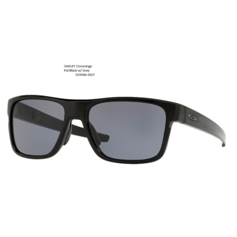 OAKLEY Crossrange Pol Black w/ Grey OO9361-0157