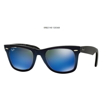 Ray-Ban RB2140 WAYFARER TOP BLUE GRAD ON LIGHT BLUE 120368 Napszemüveg
