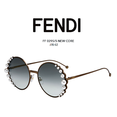 FENDI FF0295/S Napszemüveg