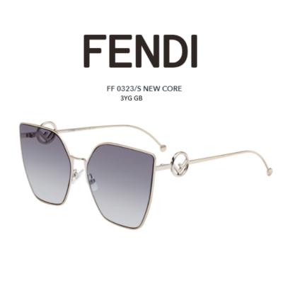 FENDI FF0323/S 3YG GB Napszemüveg