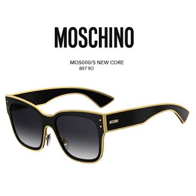 MOSCHINO MOS000/S 807 9O BLACK Napszemüveg