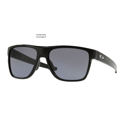 OAKLEY Crossrange XL Pol Black w/ Grey OO9360-0158