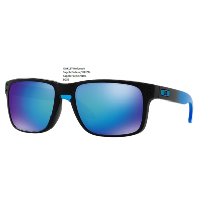 OAKLEY Holbrook Sapph Fade w/ PRIZM Sapph Pol OO9102-D255