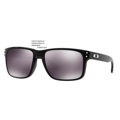 OAKLEY Holbrook Polished Black w/ PRIZM Black OO9102-E1