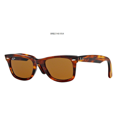 Ray-Ban RB2140 WAYFARER LIGHT TORTOISE 954 Napszemüveg