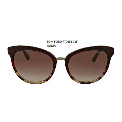 TOM FORD FT0461 71F EMMA Napszemüveg