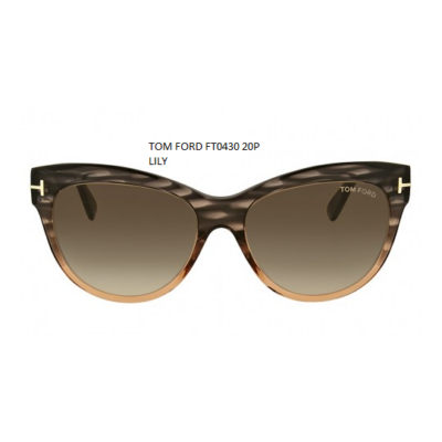 TOM FORD FT0430 20P LILY Napszemüveg
