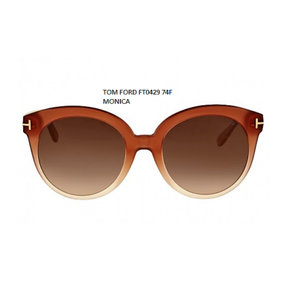 TOM FORD FT0429 74F MONICA Napszemüveg