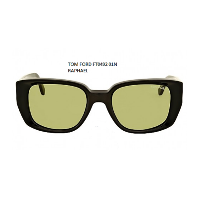 TOM FORD FT0492 01N RAPHAEL