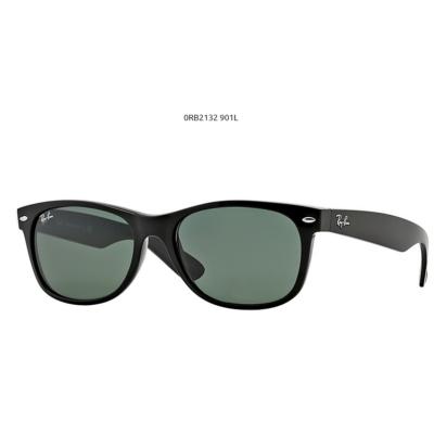 Ray-Ban 2132 901L BLACK NEW WAYFARER Napszemüveg