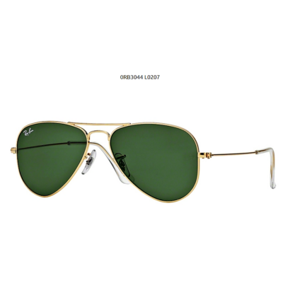 Ray-Ban RB 3044 L0207 AVIATOR SMALL METAL Napszemüveg