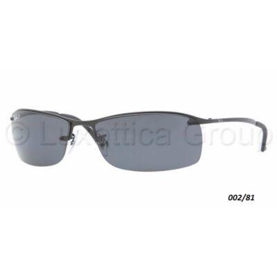 Ray-Ban RB3183 002/81 polarizált  Top Bar  napszemüveg