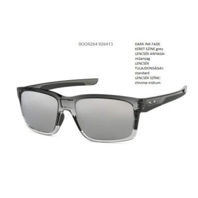 53c8dc0ed0c OAKLEY Mainlink DARK INK FADE chrome iridium OO9264-13 Napszemüveg ...