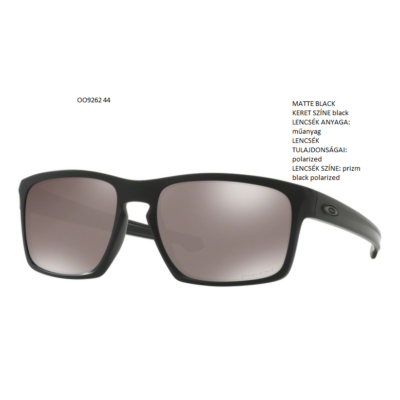 Oakley Sliver MATTE BLACK/prizm black polarized OO9262-44