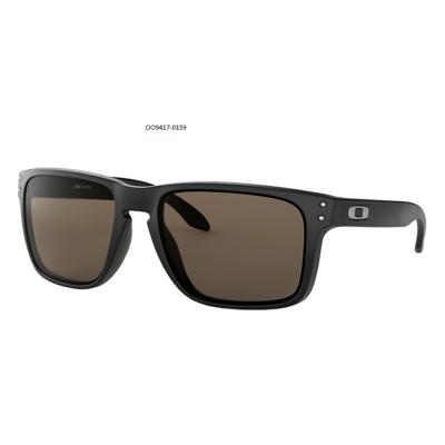 OAKLEY Holbrook XL Matte Black w/ Warm Grey OO9417-0159