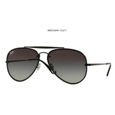 Ray-Ban RB3583N 153/11 DEMIGLOSS BLACK Napszemüveg