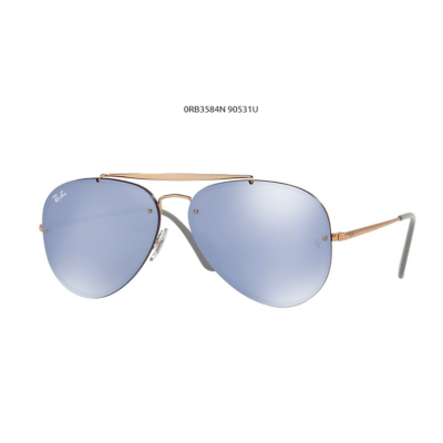 Ray-Ban RB3584N BLAZE AVIATOR 935314 COPPER Napszemüveg