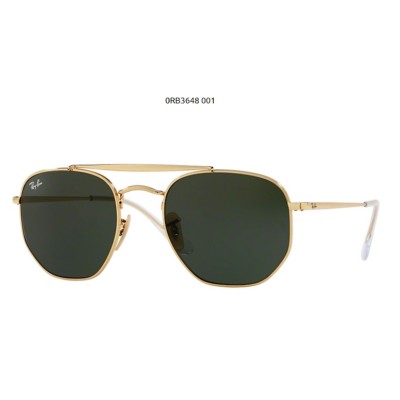 Ray-Ban RB3648 THE MARSHAL 001 GOLD Napszemüveg