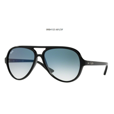 Ray-Ban RB4125 CATS 5000 601 3F BLACK Napszemüveg - 4125 CATS 5000 ... 932b55329a