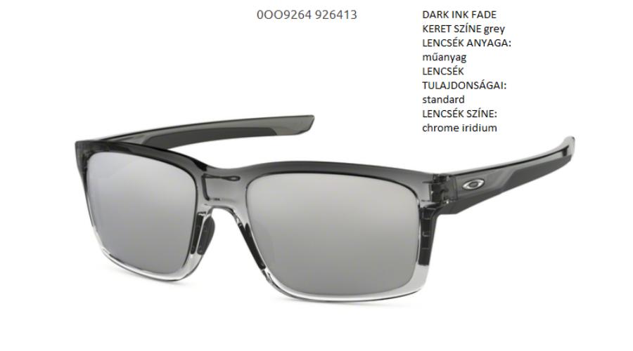 ab5e37c082 OAKLEY Mainlink DARK INK FADE chrome iridium OO9264-13 Napszemüveg Katt rá  a felnagyításhoz
