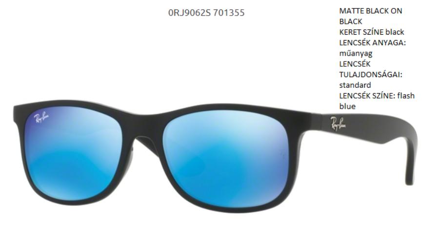 Ray-Ban RJ9062 Junior Napszemüveg - Ray Ban Junior - LuxOptik ... 29d89ad3d3
