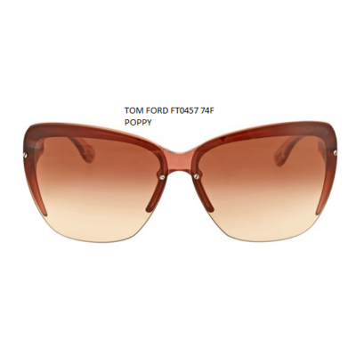 TOM FORD FT0457 74F POPPY Napszemüveg