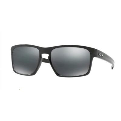 Oakley Sliver POLISHED BLACK/Black Iridium OO9262-04 Napszemüveg