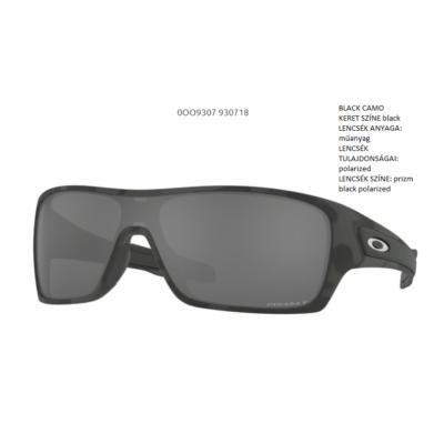 OAKLEY OO9307-18 TURBINE ROTOR BLACK CAMO/prizm black polarized Napszemüveg