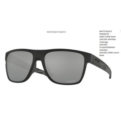 OAKLEY Crossrange XL MATTE BLACK PRIZMATIC/prizm black OO9360-14 Napszemüveg