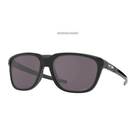 OAKLEY ANORAK POLISHED BLACK/prizm grey OO9420-01 Napszemüveg