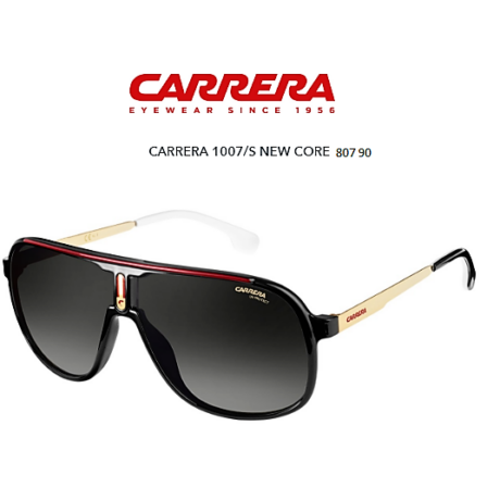 Carrera 1007/S 807 9O Black Napszemüveg
