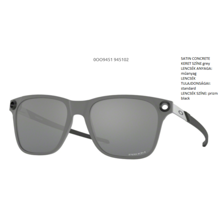 OAKLEY OO9451-02 APPARITION  NAPSZEMÜVEG