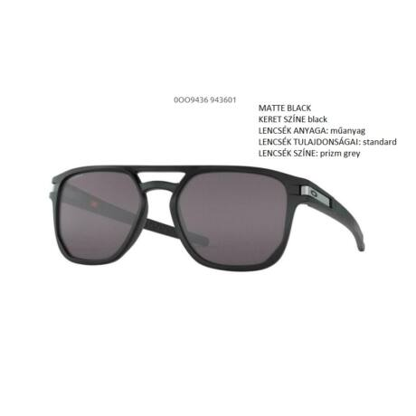 OAKLEY OO9436-01 LATCH BETA Napszemüveg