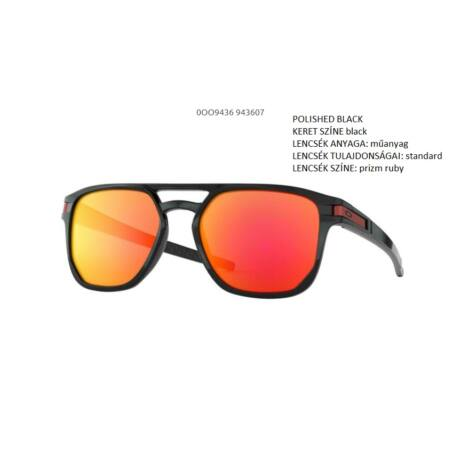 OAKLEY OO9436-07 LATCH BETA Napszemüveg