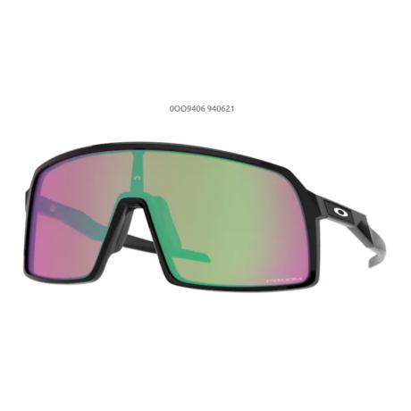 OAKLEY SUTRO OO9406-21 POLISHED BLACK/prizm snow jade iridium Napszemüveg